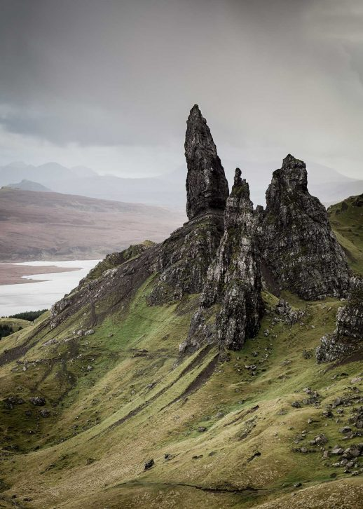 The Storr Poster