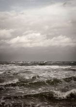 Skagen sea poster