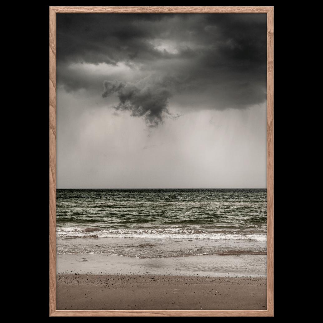 Blokhus strand poster