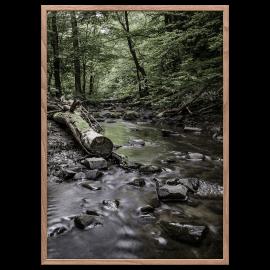 Kobbe river poster