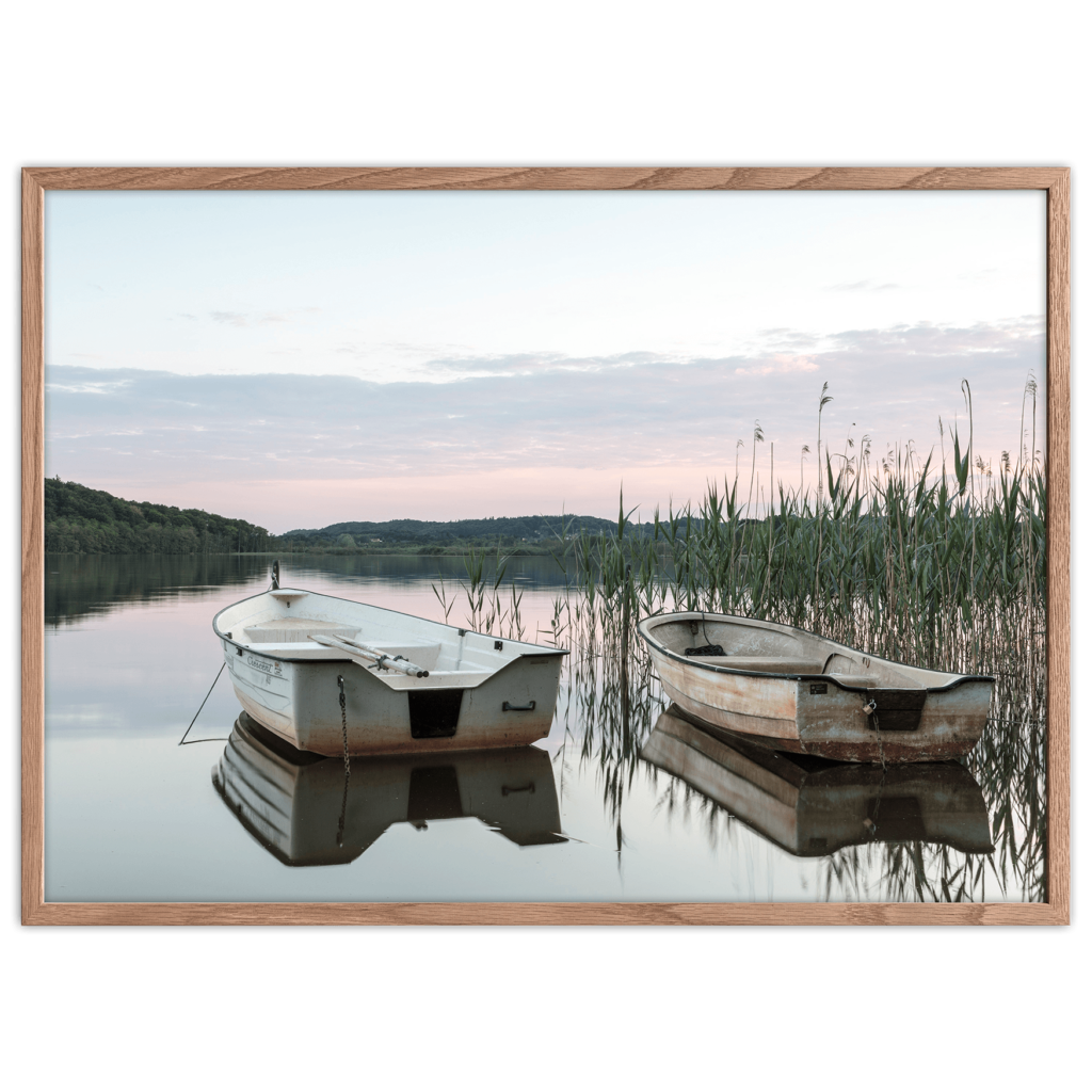 Ørnsø poster lake Denmark