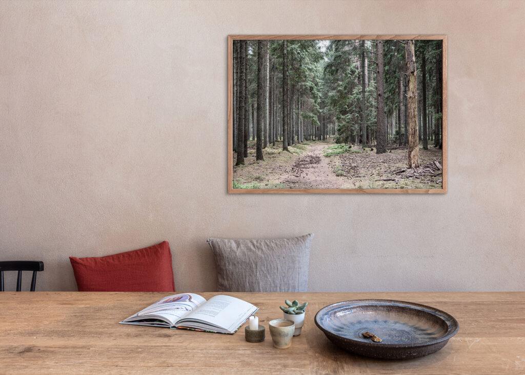 Woodland poster Denmark