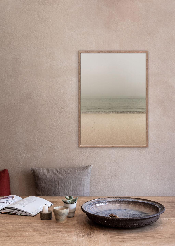 Simple Beach poster